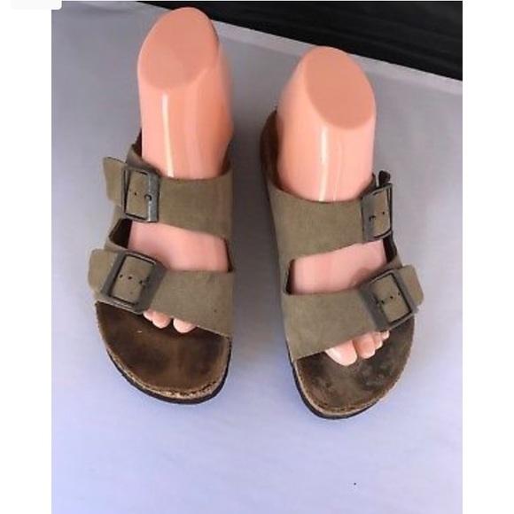 a044d9bdcf6a Birkenstock Shoes - Basic Newalk Birkenstock Two Strap Sandals Sz 37
